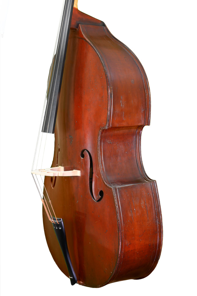 German Double Bass att to Schütz, Berlin circa 1910