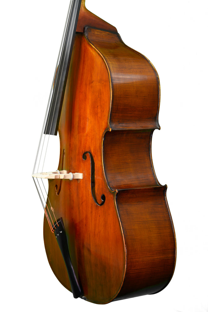 Contrabass Shoppe Workshop Double Bass Fendt Copy anno 2008