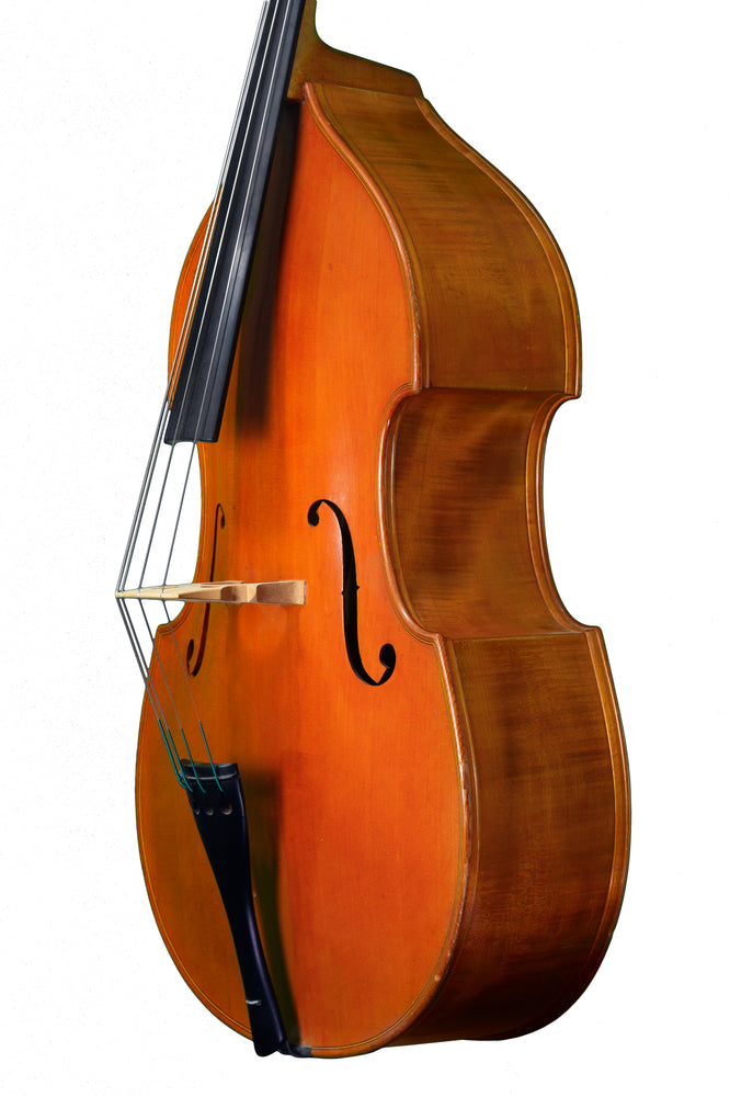 Solo Double Bass by Gunter Krahmer-Pollmann circa 1974