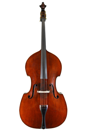 Double Bass by Louis Lowendall, Berlin circa 1890