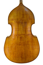 Double Bass by Otto Rubner, Markneukirchen anno 1966