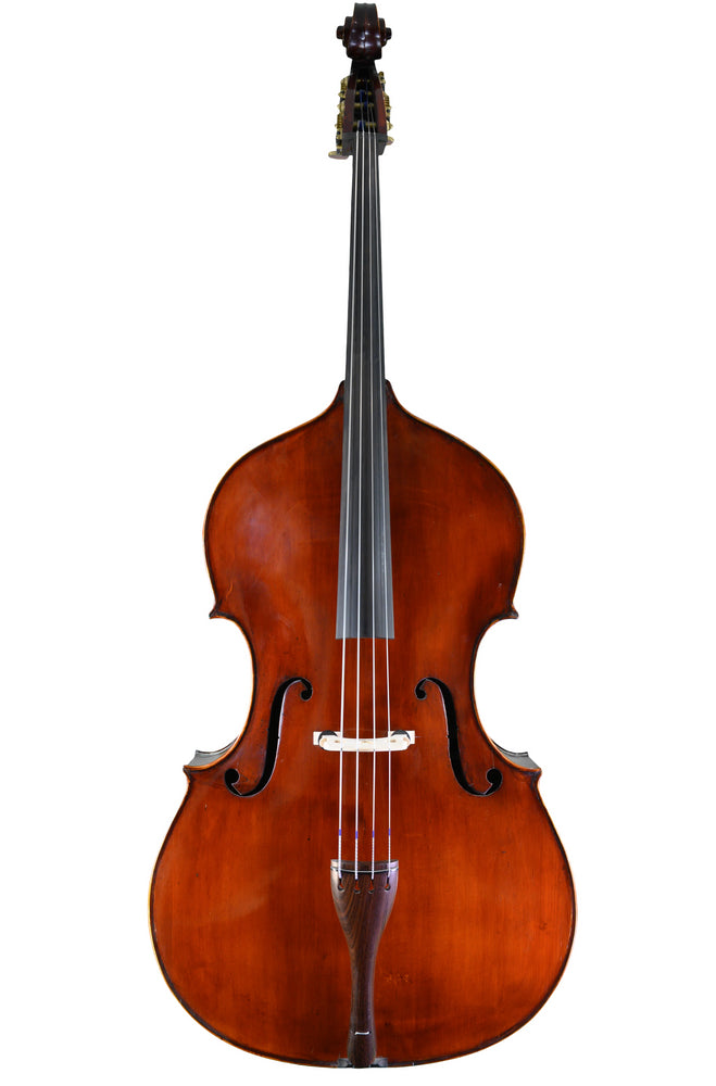 Amati Model Double Bass by Family Racz, Debrecen, Hungary anno 2010