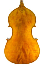 Cremona School Double Bass by István Kónya, Hungary anno 1983