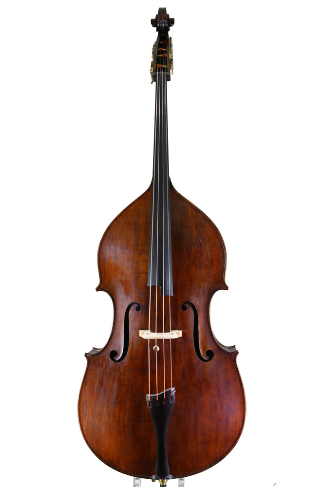 Prentice-Balazs Anglo-Hungarian Collaboration Double Bass anno 2008