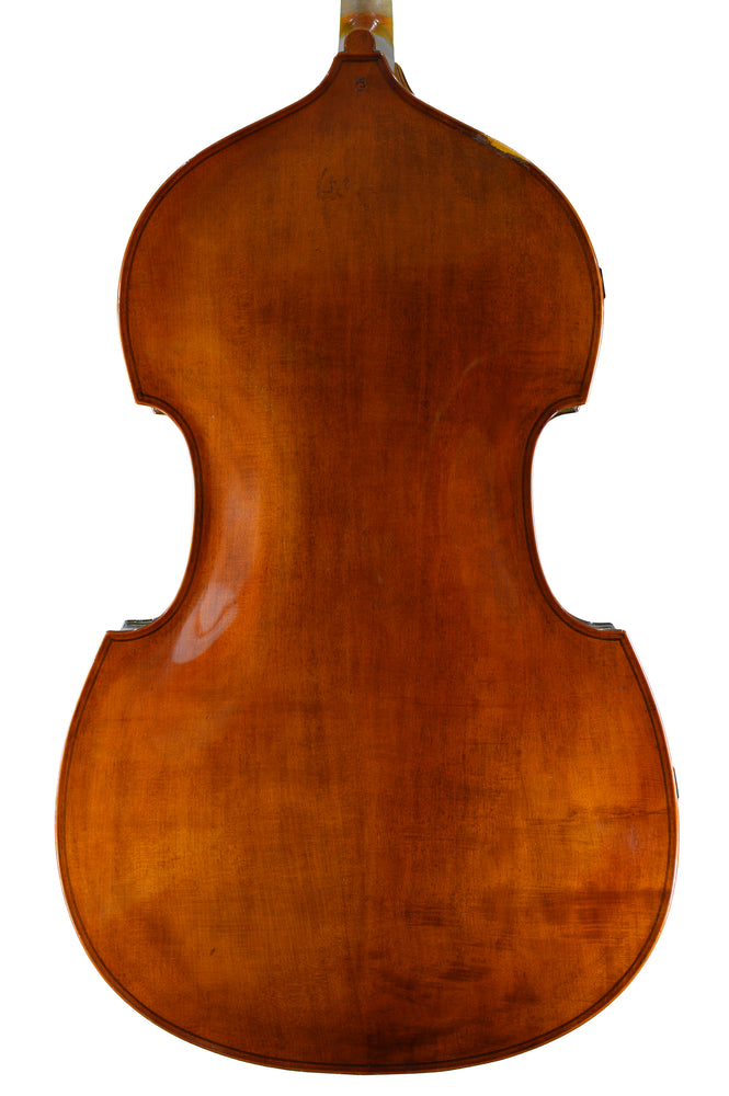 German Double Bass by Michael Glass, Adorf, Vogtland anno 1997