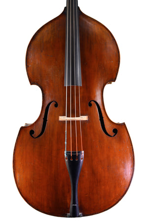 Double Bass by Julius Heinrich Zimmermann, London circa 1895