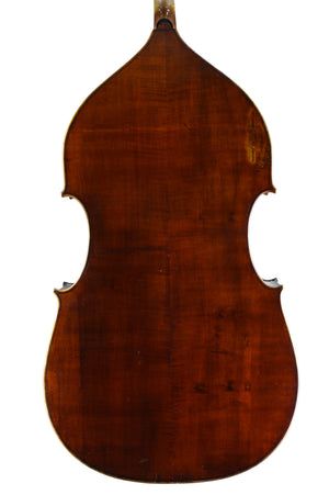 Contrabass Shoppe Workshop Double Bass Gabrielli Model anno 2004