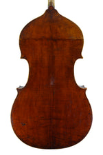 English Double Bass by John Thomas Hart, London circa 1850