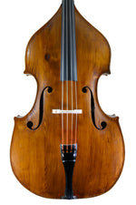 The Ex-Gerardo Scaglione Solo Double Bass from the Feleta Workshop, Barcelona circa 1920