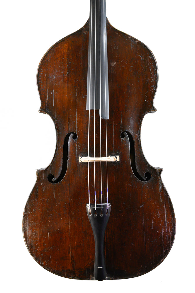 Double Bass by William Fendt London circa 1850