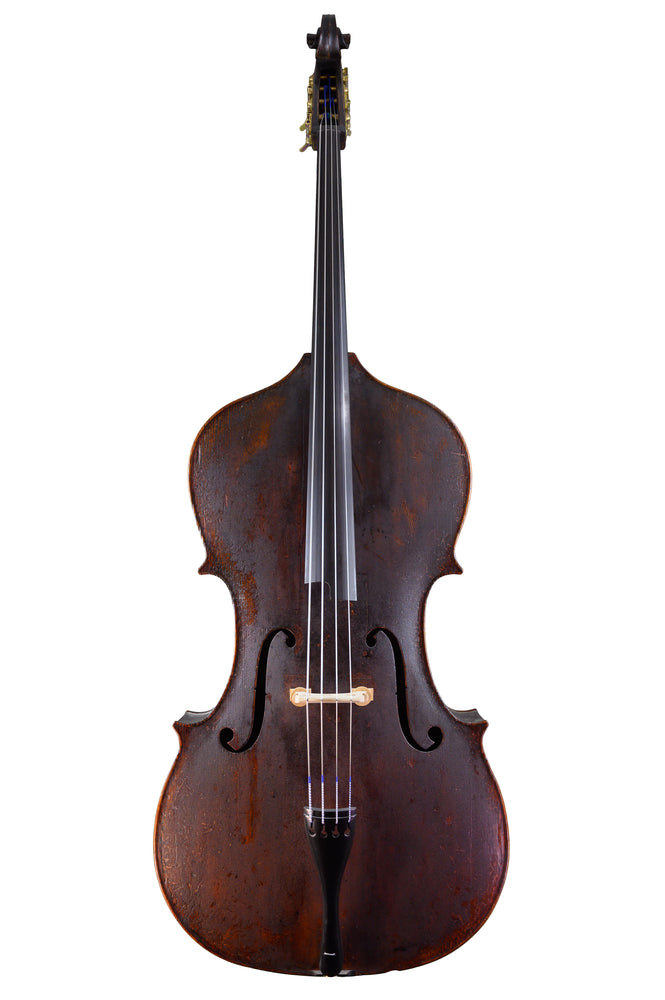 Italian Double Bass by Lorenzo & Tommaso Carcassi, Florence anno 1752