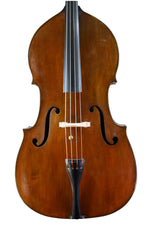 The Ex-David Jones Double Bass by Ernest Francis Lant, Sevenoaks anno 1969