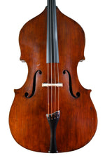 English Double Bass by George Warburton, Manchester anno 1880