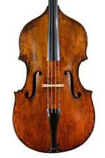 The Ex-Dragonetti, Italian Double Bass by Gennaro Gagliano, Naples circa 1764