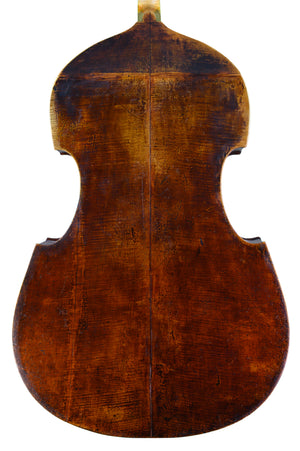 The Ex-Gordon Neal 5-String Double Bass by Ferdinand Seitz circa 1850