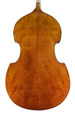 James W. Briggs Double Bass, Wakefield anno 1888, No4