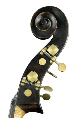 Albani Family Double Bass, Bolzano circa 1750