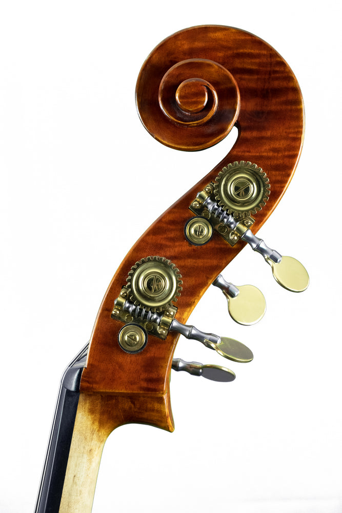 Jay Haide Double Bass, Berkley, California