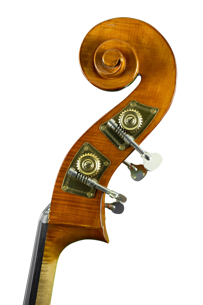 Romanian Double Bass circa 2010
