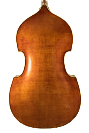 Hungarian Double Bass circa 2009