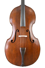 The Ex-Barry Young Double Bass by Thomas Calow, Nottingham anno 1886