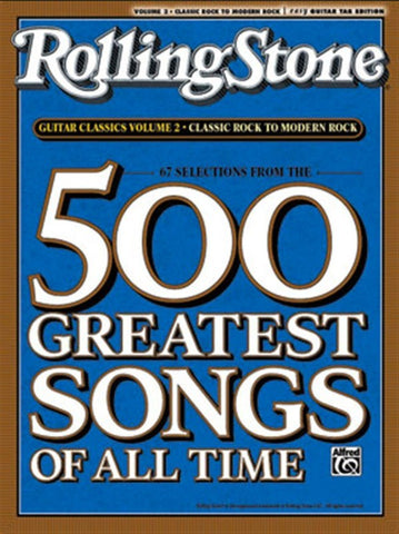 Rolling Stone 500 Greatest Songs of All Time:Guitar Classics