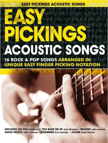 Easy Pickings Acoustic Songs