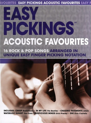 Easy Pickings Acoustic Favourites