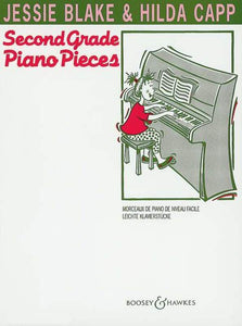 Second Grade Piano Pieces