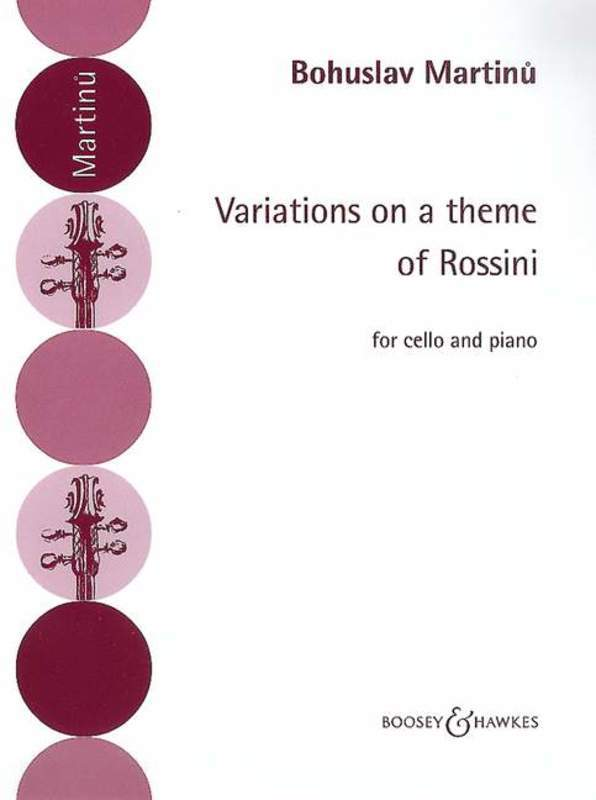Variations on a theme of Rossini