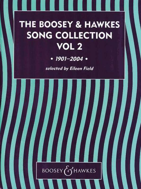 The Boosey & Hawkes Song Collection Vol. 2