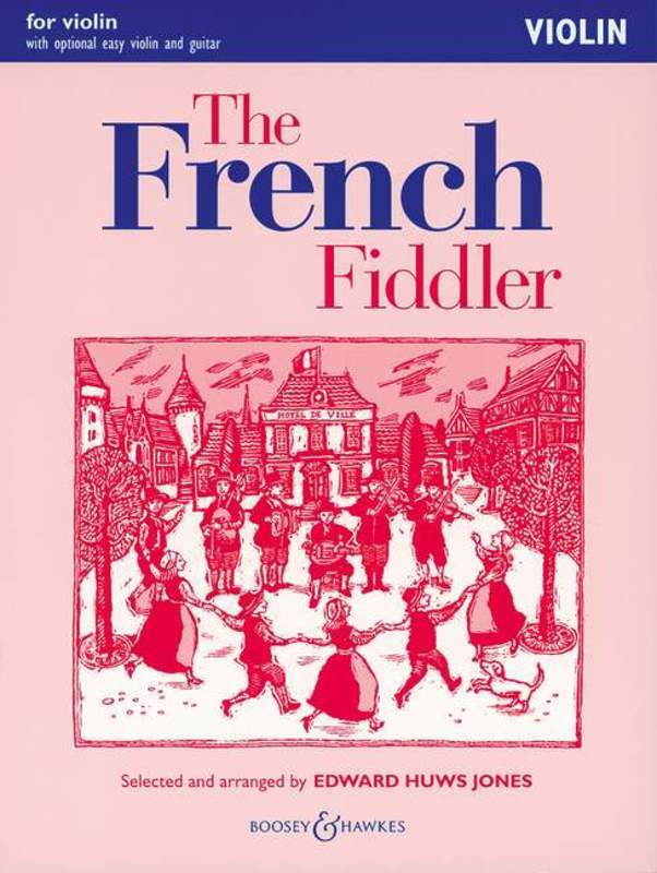 The French Fiddler - Violin