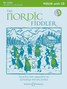 The Nordic Fiddler, Violin with CD