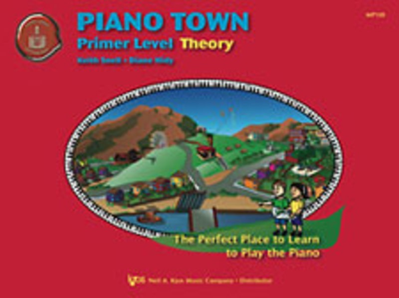 Piano Town Theory Level Primer