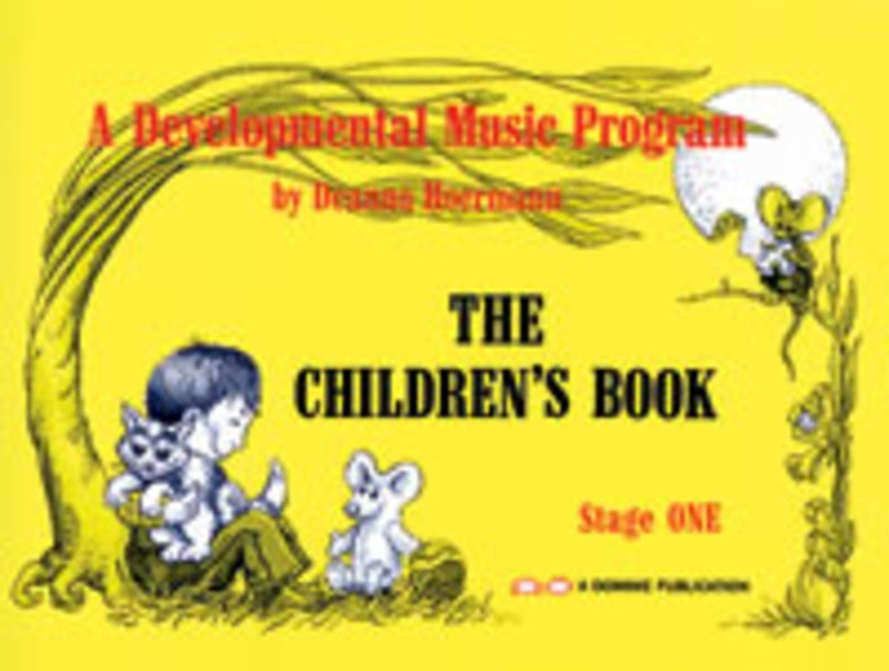 The Childrens Book Stage 1