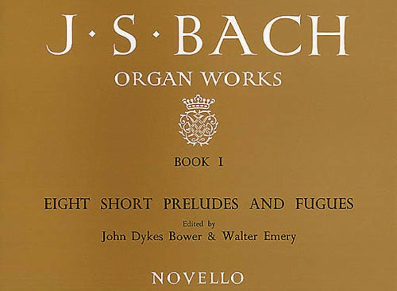J.S. Bach - Organ Works Book 1