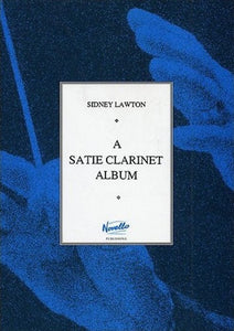 Satie Clarinet Album Clarinet & Piano