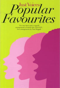 Just Voices - Popular Favourites