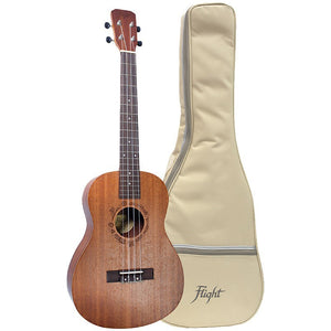 Flight NUB310 Baritone Ukulele with Bag