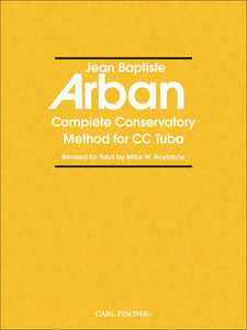Arban Complete Conservatory Method for Tuba