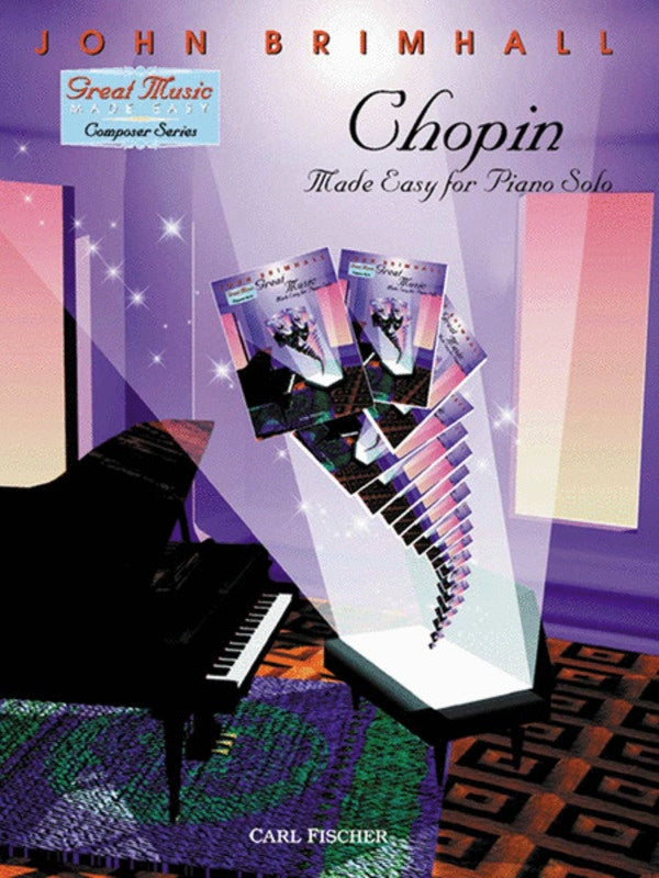 Chopin Made Easy Arr Brimhall