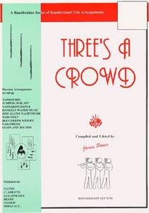 Three's A Crowd Book 3 - Violin