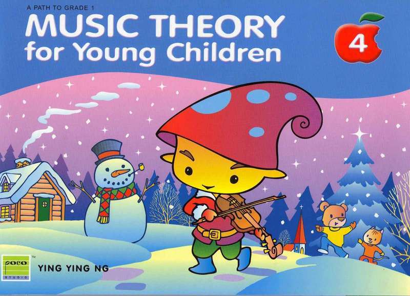 Music Theory For Young Children Level 4