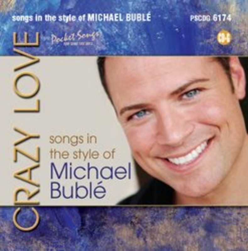 Sing The Hits Crazy Love Michael Buble Cdg