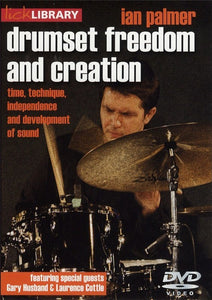 Lick Library Drumset Freedom And Creation Dvd
