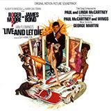 Live And Let Die (theme from the James Bond film)