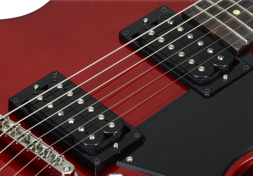Guitarra Electrica Yamaha Revstar RS420 Fired Red-Guitarra Eléctrica-YMUSIC LIFE
