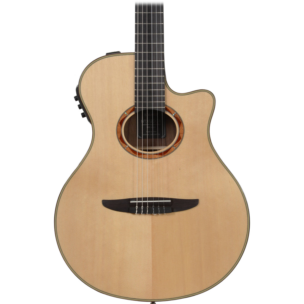 Guitarra ElectroCriolla Yamaha NTX1200R Thinline Natural