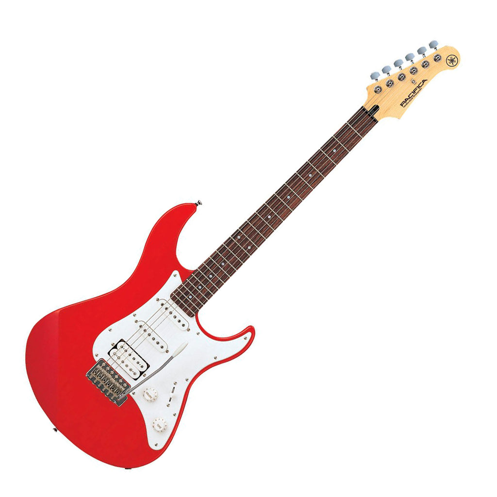 Guitarra Eléctrica Yamaha PAC112JRM Pacifica Doble Corte Metallic Red