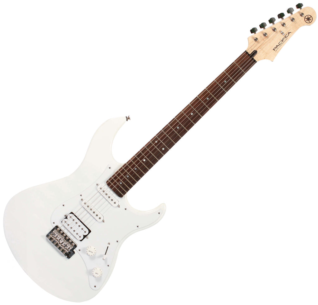 Guitarra Electrica Yamaha PAC012DWH Pacifica Blanco-Guitarras Eléctricas-YMUSIC LIFE